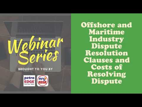 Webinar Series on Offshore and Maritime Industry | petroEDGE