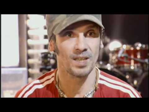 Manu Chao - Interview  part1 2007 Private concert