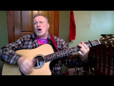 1943 -  The Ghost Of Tom Joad -  Bruce Springsteen vocal & acoustic cover & chords
