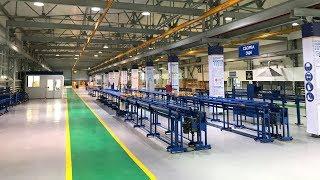 Открывшийся в Югре завод будет поставлять оборудование нефтедобывающим компаниям России
