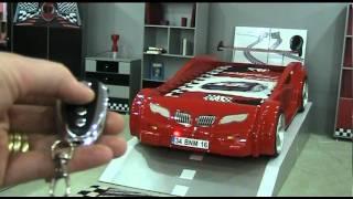 Обзор кровати-машины «My Car»