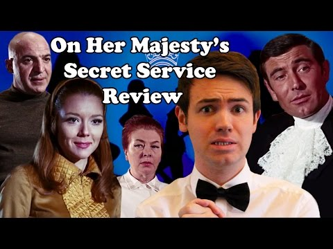 On Her Majesty's Secret Service Review