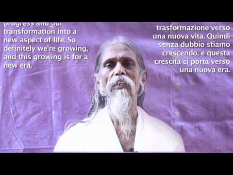 Interview with Sri Tathata - La luce del Dharma