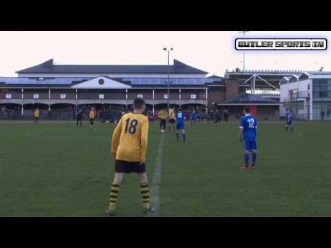 Durham County FA - Bill Upsall Youth Minor Cup Final - Stockton Town U16s vs. Crook Town U16s