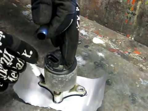 Exhaust Gas Recirculation Valve Egr Checking Youtube