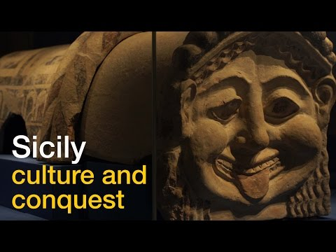 Curating Sicily: from Greek temples to Norman palaces