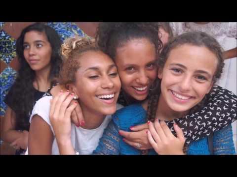 Echange de  jeunes solidarité internationale  Montauban (France)  Laaraiche (Maroc)