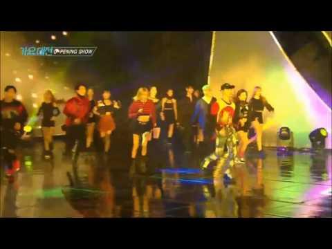 BLACKPINK Lisa Dances on SBS Gayodaejun  Rehearsal  161226