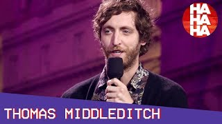 Thomas Middleditch - The Dream College Experience