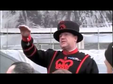 Yeoman of  the tower of London Tour Brilliant and Funny