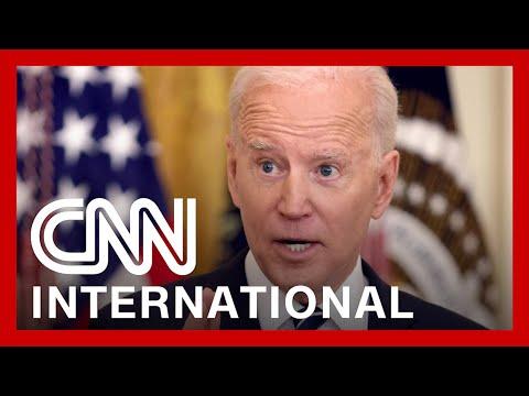 Biden warns North Korea about escalating missile tests