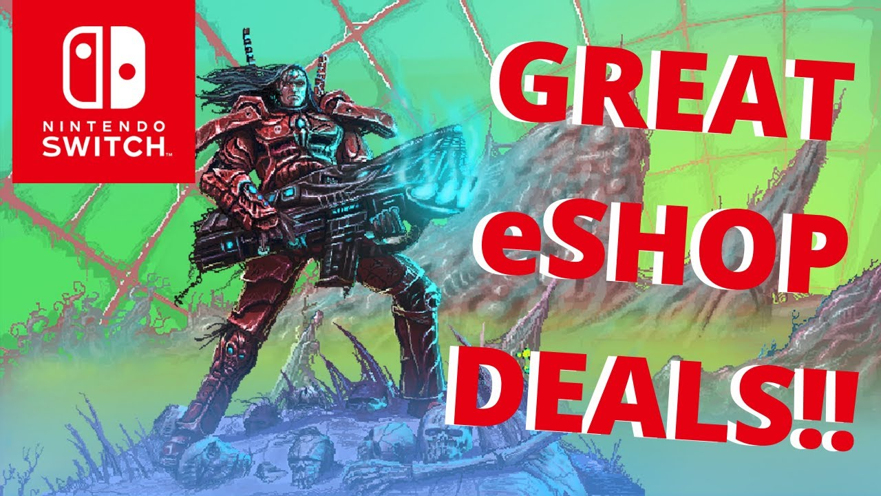 Big Nintendo Switch Eshop Sale On Now November 2020 Amazing Eshop Deals Youtube