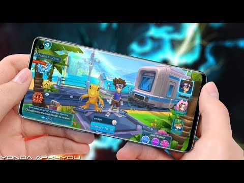 New Digimon Game! Digital Beast Global - Android IOS Gameplay
