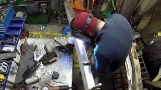 видео Изготовление силового бампера своими руками