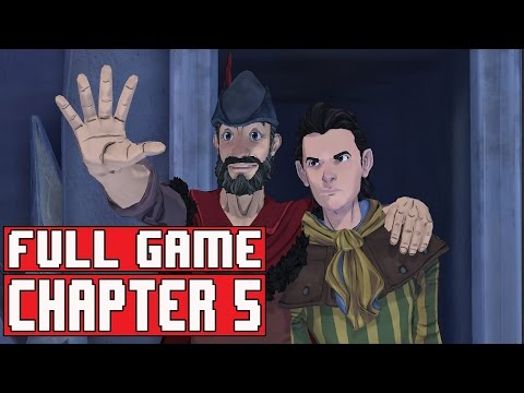 KING'S QUEST CHAPTER 4 Gameplay Walkthrough Part 1 FULL GAME (1080p) - No Commentary (EPISODE 4)