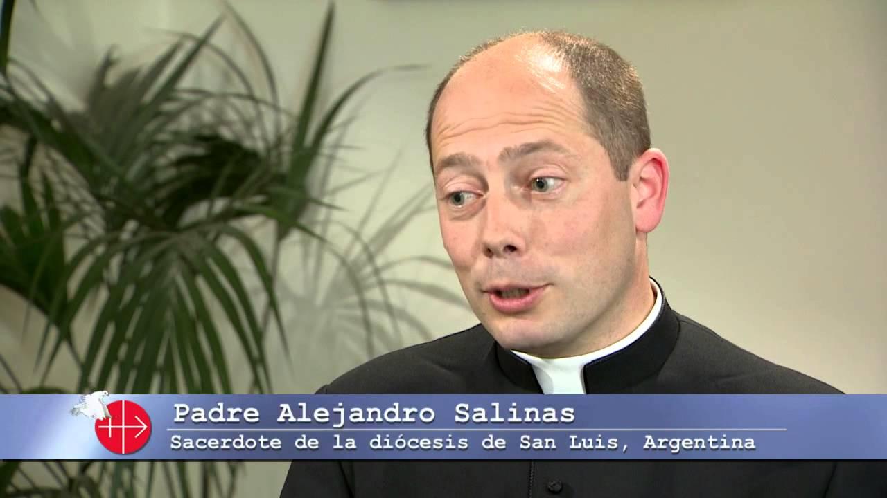 Padre Alejandro Salinas, Sacerdote de San Luis, Argentina