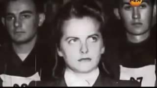 Ужас концлагеря  Ирма Грезе Ангел смерти третьего рейха