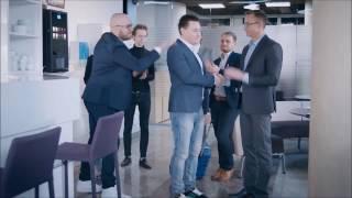 Святослав Фомин в рекламе немецкой компании Siegenia