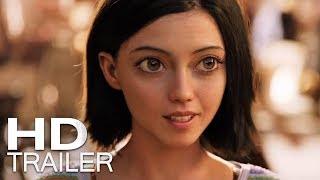 ALITA: ANJO DE COMBATE | Trailer (2019) Legendado HD