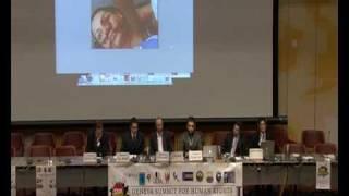 Fiance of Neda, Killed Iranian Protest Icon, at Geneva Summit - Part II