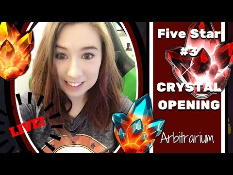(Live) Five Star Crystal #3 Opening | Marvel Contest of Champions