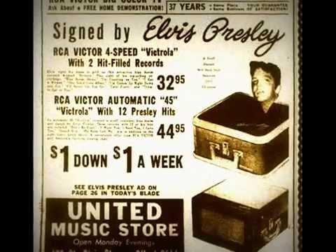 RCA Victrola Radio Ad