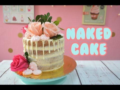 Download Como hacer un Naked Cake   FIORELLA CAKE