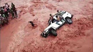 Over 100 dead in Kenyan floods