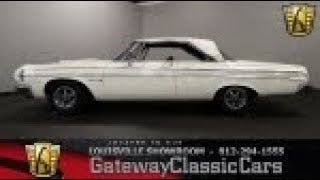 1964 Dodge Polara - Louisville - Stock #1739