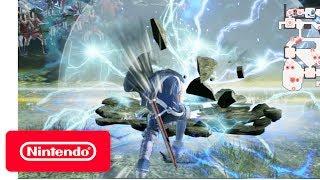 Fire Emblem Warriors -  Demonstration - Nintendo E3 2017