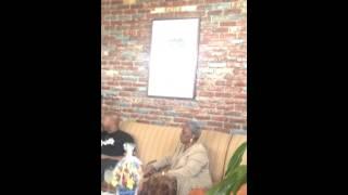 Inside Jay Z's mom Diamondz N Da Ruff Restaurant, Newark NJ