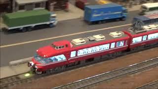 鉄道模型 令和元年初走行 いろんな電車大集合 IN 鉄道模型カフェ浪漫 愛知県一宮市