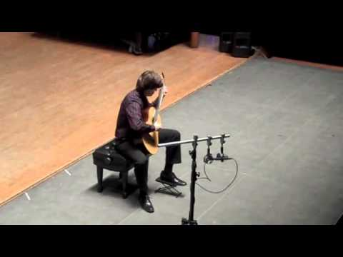 Gigue from BWV 1009 by J.S. Bach - Performed by Joshua C. Barrow