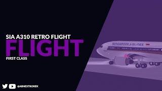 [ROBLOX] Singapore Airlines Retro Flight