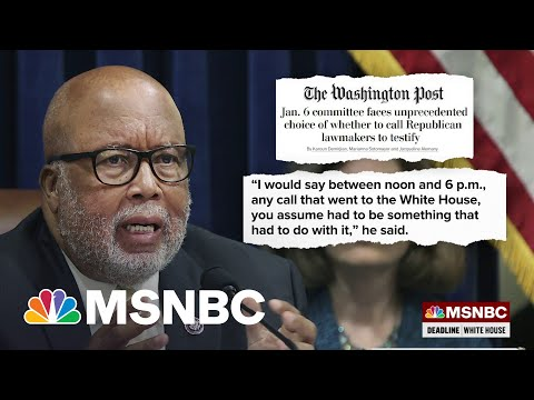 It's Officially Subpoena Time On Capitol Hill   MSNBC