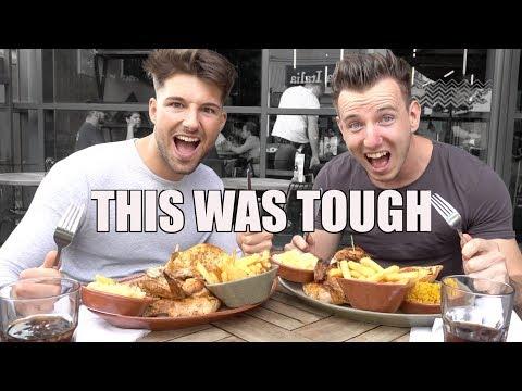 Nandos Food Challenge