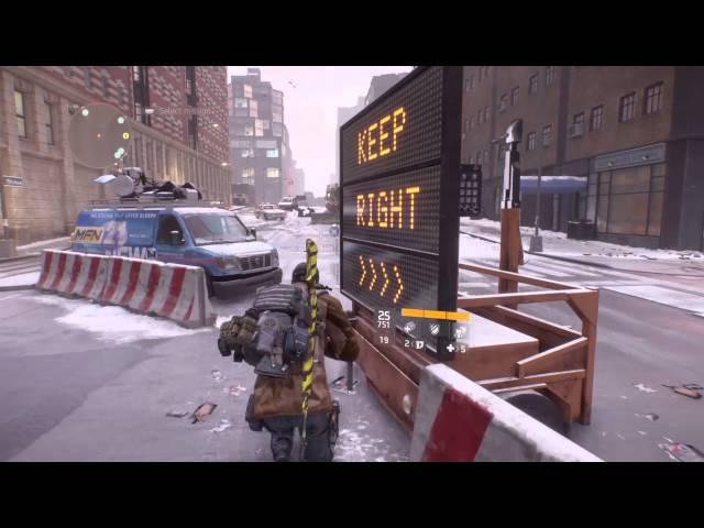 Ubisoft fixes two of The Division's biggest glitches - Polygon
