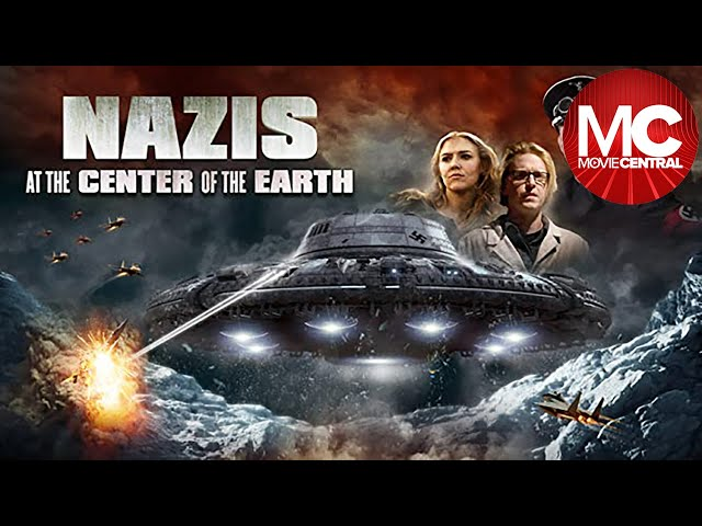Nazis At The Center Of The Earth   Full Action Adventure Movie
