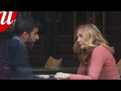 Lorella Cuccarini e Silvio Testi in crisi?/ l'attrice mano nella mano con un altro