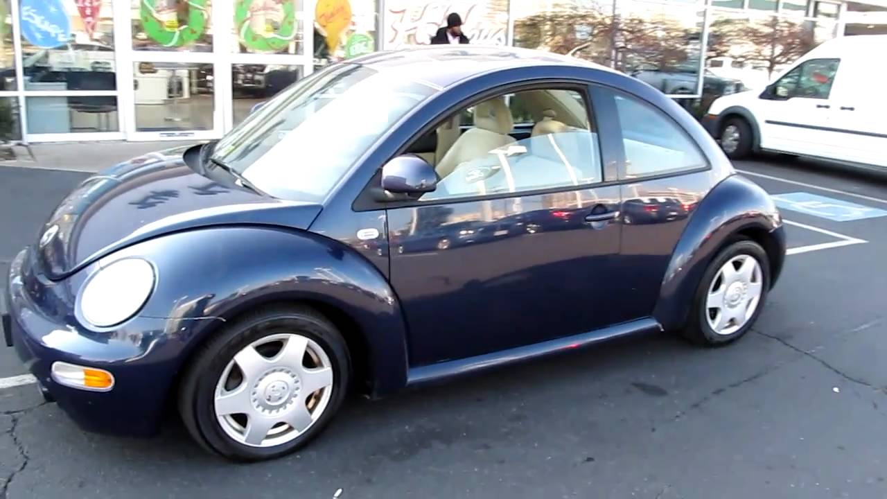 2000 volkswagen new beetle gls 3988 youtube for Interieur new beetle 2000