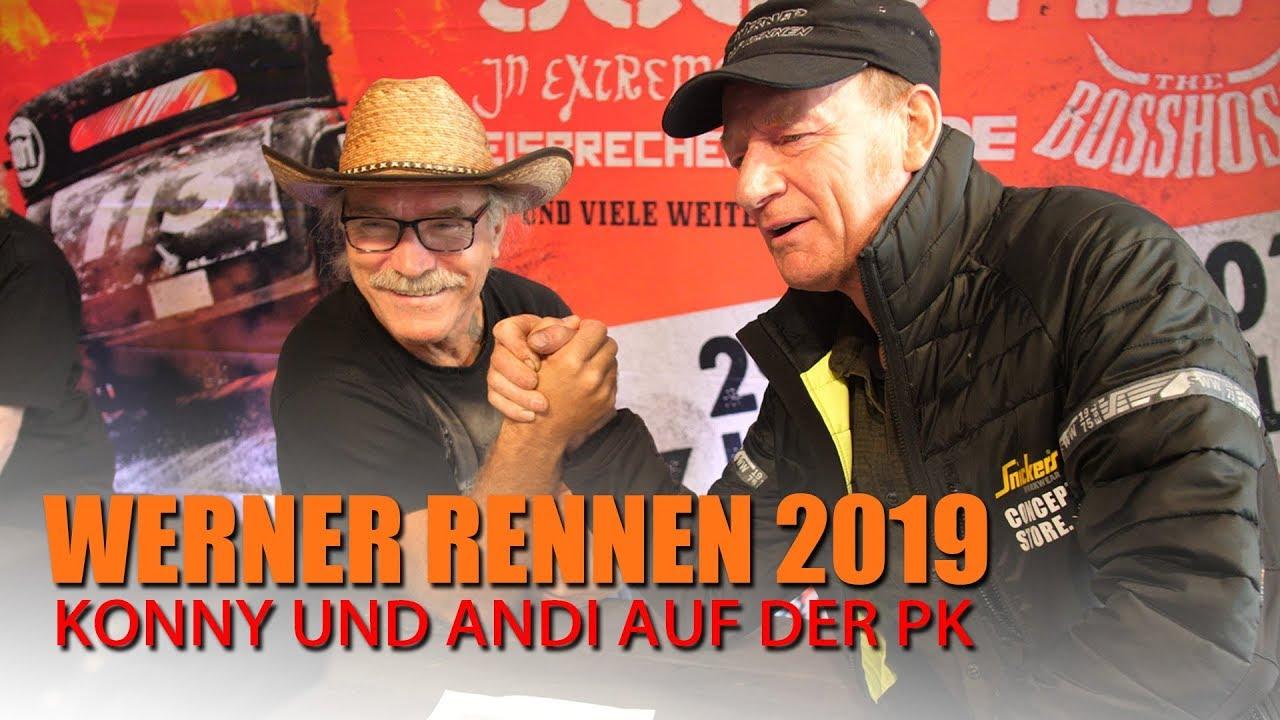 Werner Rennen 2019 Preise