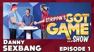 SHURIKEN SHOWDOWN ft. Danny Sexbang - STRIPPIN'S GOT GAME SHOW - Polaris