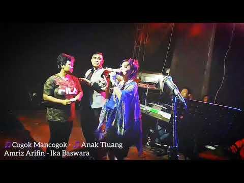 Gamad - Cogok Mancogok & Anak Tiuang - Amriz Arifin - Ika Baswara