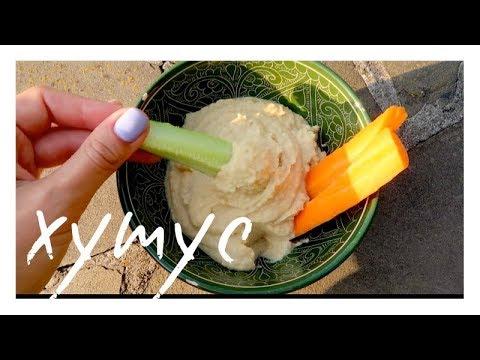 Хумус. Рецепт хумуса. Быстро и просто!