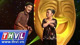 THVL | Cười xuyên Việt - Vòng bán kết: Chuyện tình không liên quan - Mạc Văn Khoa, Lê Thị Thùy Trang