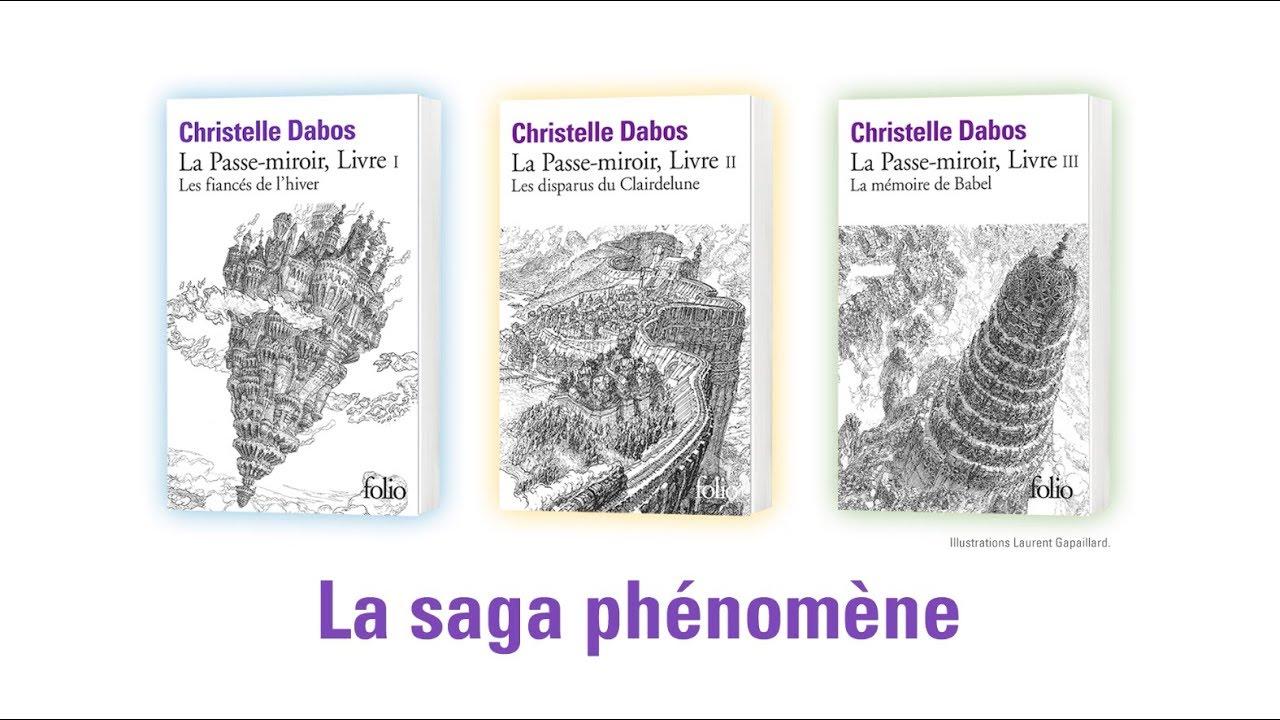 La Passe Miroir De Christelle Dabos La Saga Phenomene