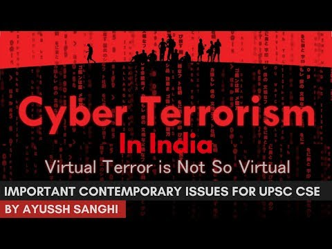 Cyber Terrorism in India and Tools Against Cyber Threats - India