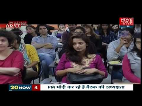 Instituto Hispania | News World India Telecast | Latest News 23 April 2017