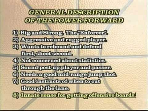 Power Forward Part 1