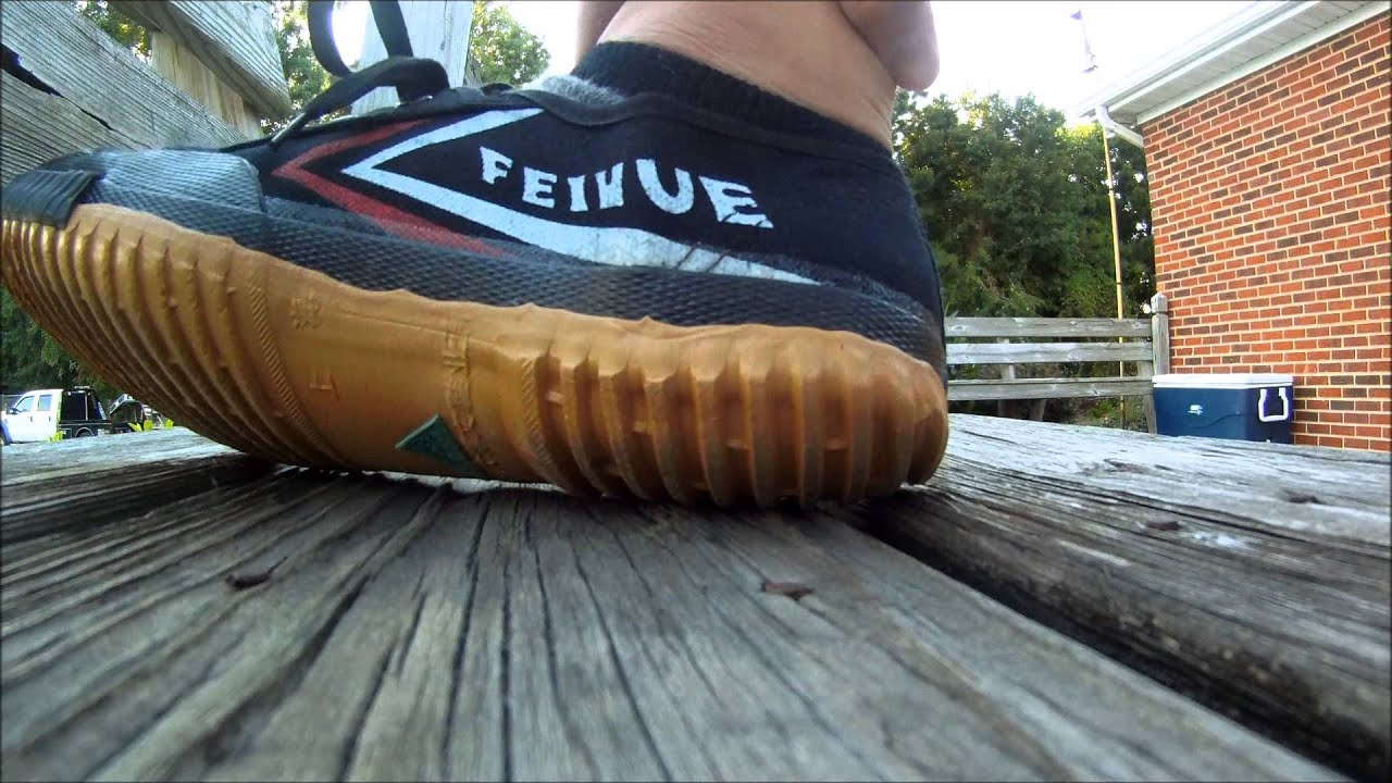 Feiyue Shoes Review Parkour